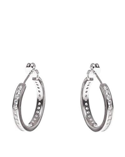 Cordoba Jewels Pendientes  plata de ley 925 milésimas rodiada