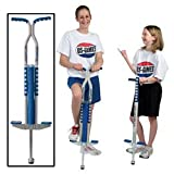 Flybar Foam Master Pogo Stick (Silver/Blue)