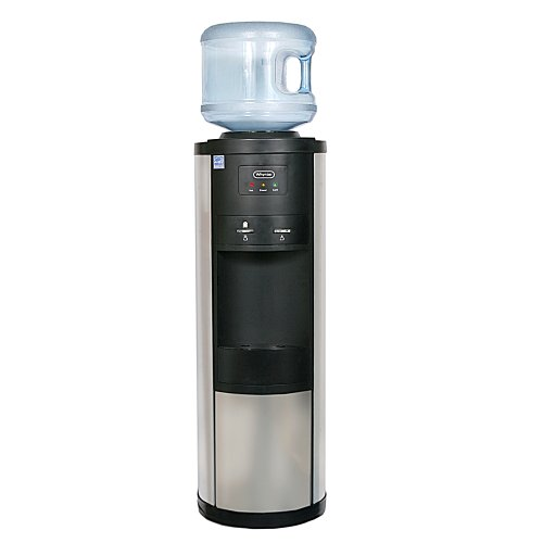 Whynter Fx-7Sb Free-Standing Hot & Cold Water Dispenser, Black front-158961
