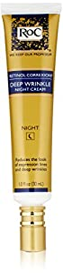 RoC Retinol Correxion Deep Wrinkle Night Cream, 1-Ounce