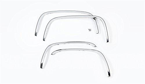 Putco 97289 Stainless Steel Full Fender Trim Kit for Chevrolet Silverado (2011 Silverado Chrome Accessories compare prices)