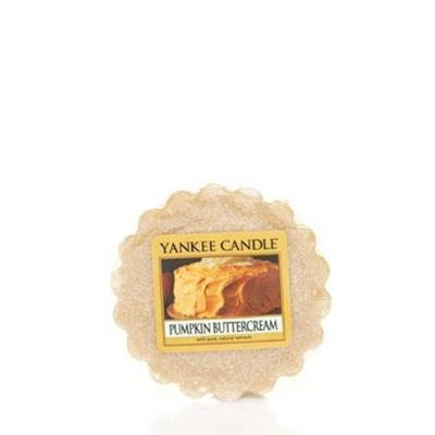 Pumpkin Buttercream Yankee Candle Single Tart (Yankee Candle Wax Tarts compare prices)
