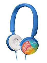 Cognetix ICC Cricket World Cup 2015 DIY Headphone - CX311B (Blue)