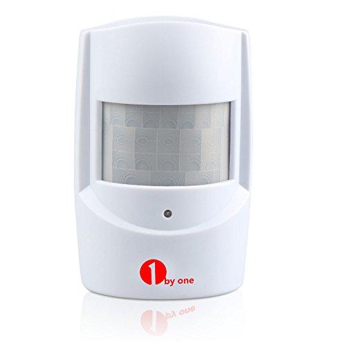 1byone-PIR-Motion-Sensor-for-Wireless-Driveway-Alert