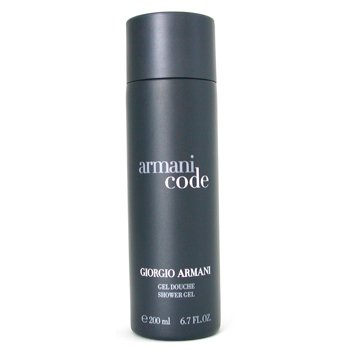 Armani Code for Men Shower Gel 6.7 fl oz (200 ml)