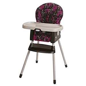 graco simpleswitch high chair and booster ariel converts to booster