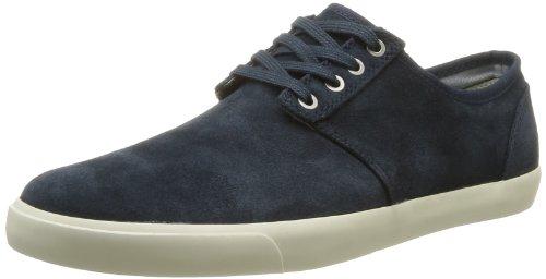 Clarks - Torbay Lace, Sneaker Uomo, Azul, 42