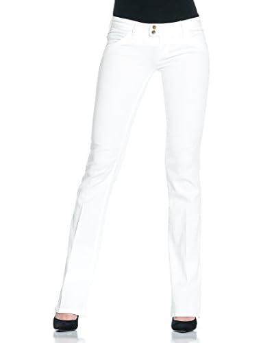 Met Pantalone K-Flair 2 [Bianco]