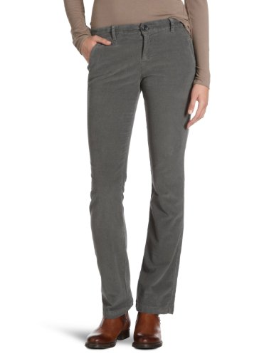 LTB - Pantaloni, Donna, Grigio (Grau (anthracite 201)), 40 IT (26W/34L)
