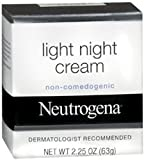 Neutrogena light night cream - 2.25 oz