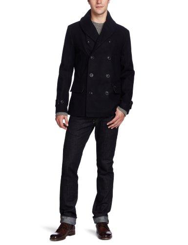 J.C. Rags Men's Coated Coat