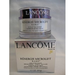 Lancome Paris  Renergie Microlift R.A.R.E. Superior Lifting Cream With Spf 15 Sunscreen 1.7 Ounce (50g) Jars