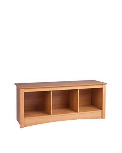 Prepac Cubbie Bench, Maple