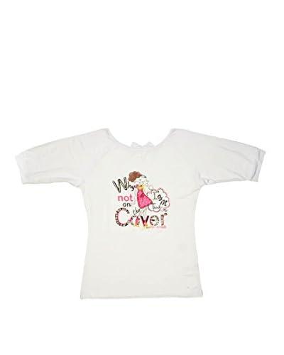 Artigli Girl T-Shirt Manica Corta Junior [Bianco]