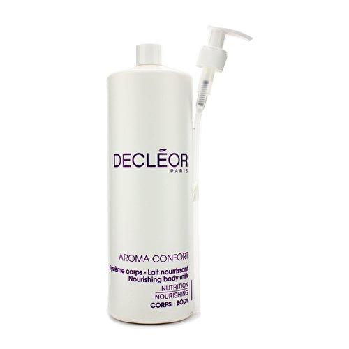 Decleor Aroma Confort Moisturising Body Milk for Unisex, Salon Size, 1000ml