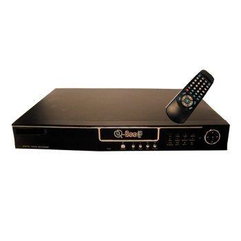 Q-SEE QSH16DVR4 4 Channel DVR w/ 160 GB HDD