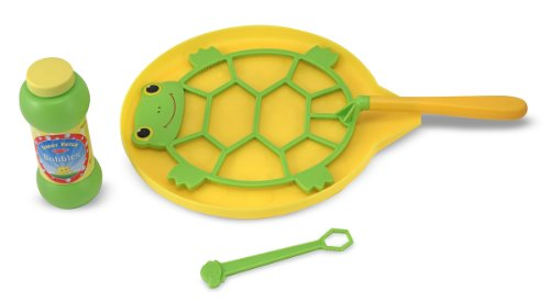 Melissa & Doug Sunny Patch Tootle Turtle Bubble Set - 1
