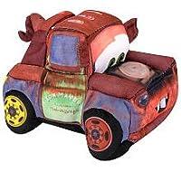Disney / Pixar CARS 2 Movie 5 Inch Talking Plush Crash Ems Mater from Just Play