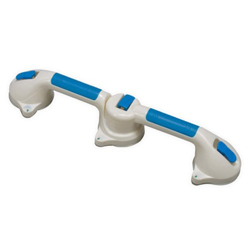 20\' Suction Cup Grab Bar W/Swivel Joint - 20\'
