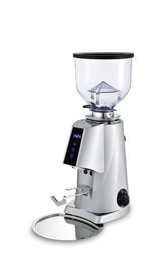 Fiorenzato F4 Electronic Espresso Grinder - Silver