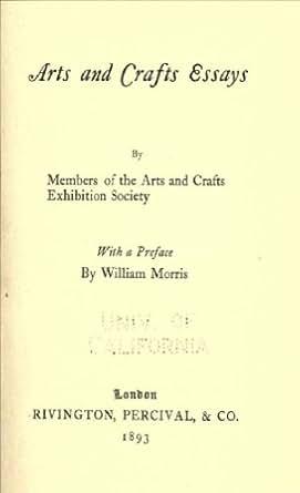 essay on books exhibition
