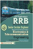 Guide to RRB Electronics & Telecommunication Engineering (Senior Section Engineer) : Includes Practice Paper Image