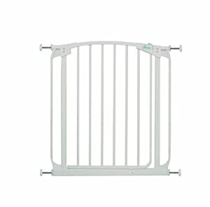 Dreambaby Swing Closed Security Gate, White