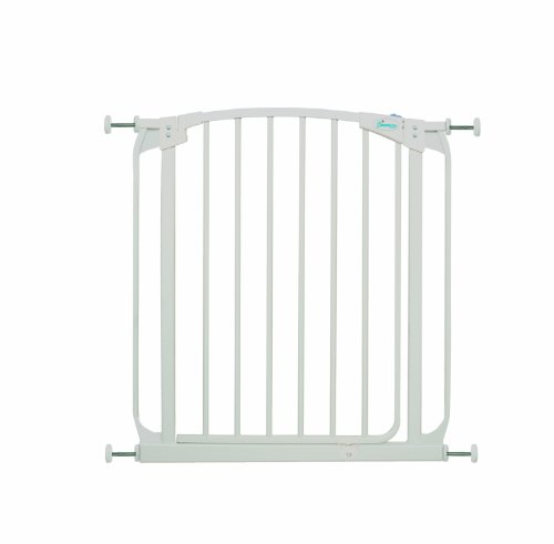 Dreambaby-Chelsea-Auto-Close-Security-Gate-in-White