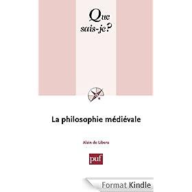La philosophie m�di�vale: � Que sais-je ? � n� 1044