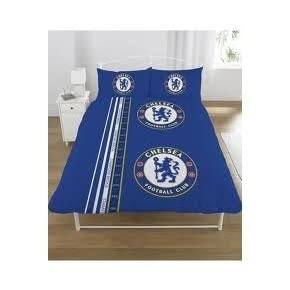 Chelsea Football Club DOUBLE Duvet/Quilt Cover Bedding Set