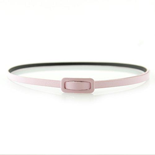 Cinture donna/Moda cintura annodata/Cintura di Joker-E