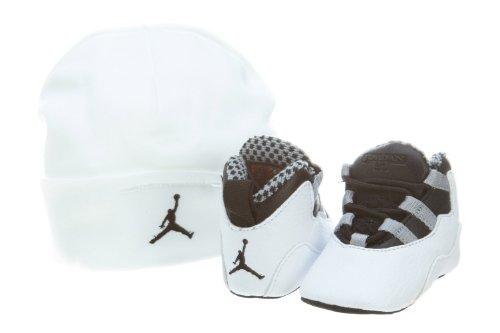 Jordan 10 Retro (Gp) Crib Style: 487213-103 Size: 2