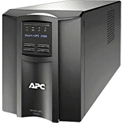 APC SMT1500X413 SMT1500X413 Smart-UPS 1500VA LCD 120V Audible Alarm Disabled
