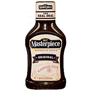 KC Masterpiece Original Barbecue Sauce 18 oz
