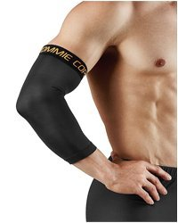Tommie Copper - Lg Black Men'S Elbow Compression, 1 Sleeve