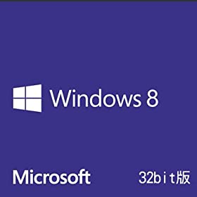 DSP��  Windows8 32bit ���ʌ���OS���S��USB������4GB�Z�b�g[��{���]