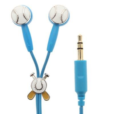 Ipopperz Ip-Spz-2002 A Homerun Baseball Ear Bud