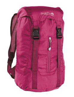 Regatta 'easypack' Packaway Backpack Rucksack - 4 Colours (pink Blush)