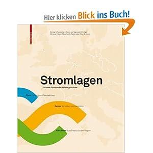 eBook Cover für  Stromlagen Urbane Flusslandschaften gestalten