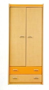 Fizz - 2 puertas y 2 cajones Armario FIZS82