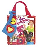 31YmhT32FSL. SL160  Alex Toys Super Embroidery Kit