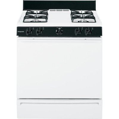 HOTPOINT-GIDDS-632188-30-48-CuFt-Free-Standing-Gas-Range-White