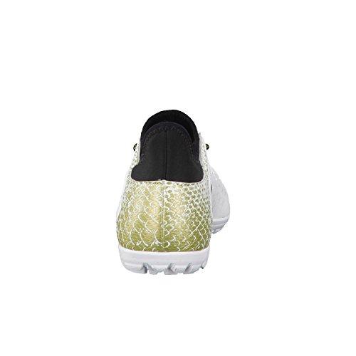 adidas Herren X 16.3 TF Fußballschuhe, Blanco (Ftwbla / Negbas / Dormet), 46 2/3 EU -