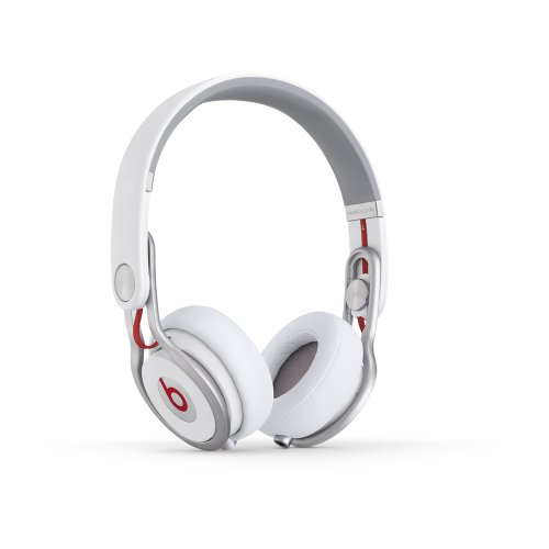Beats Mixr™ Over-Ear Headphone, White (New Version)