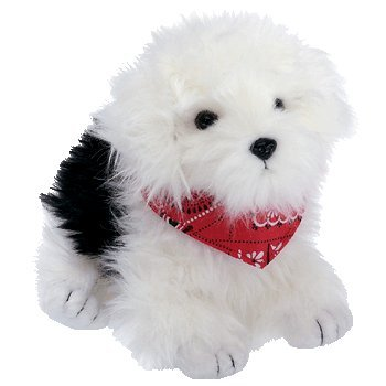 Ty Beanie Baby Hobo the Dog