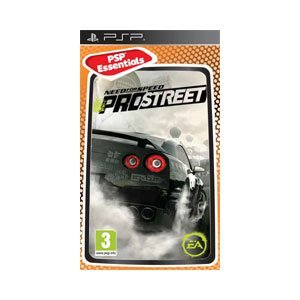 Need For Speed: Pro Street - Essentials Edition (Sony Psp) (Uk Import) front-311573
