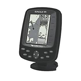 EAGLE CUDA 350 S/Map Sonar/GPS Fishfinder