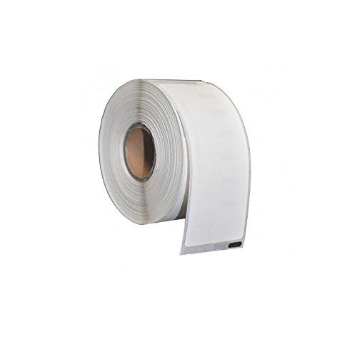 5 x 11356 / S0722560 (89mm x 41mm) Label Rolls (300 Labels per Roll) compatible with Dymo LabelWriter & Seiko Label Printers - 5 Rotoli di Etichette