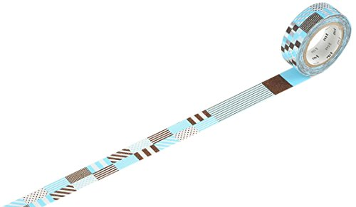 mt-mix-washi-masking-tape-roll-blue