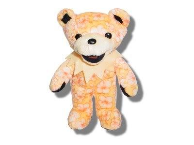 Grateful Dead Beanie Bear - 'Aloha' Hawai 8th